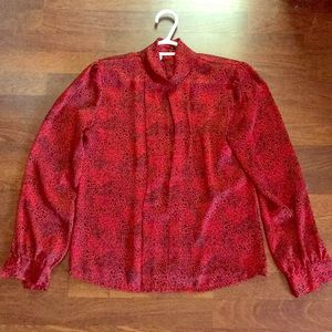 Career Blouse Size S
